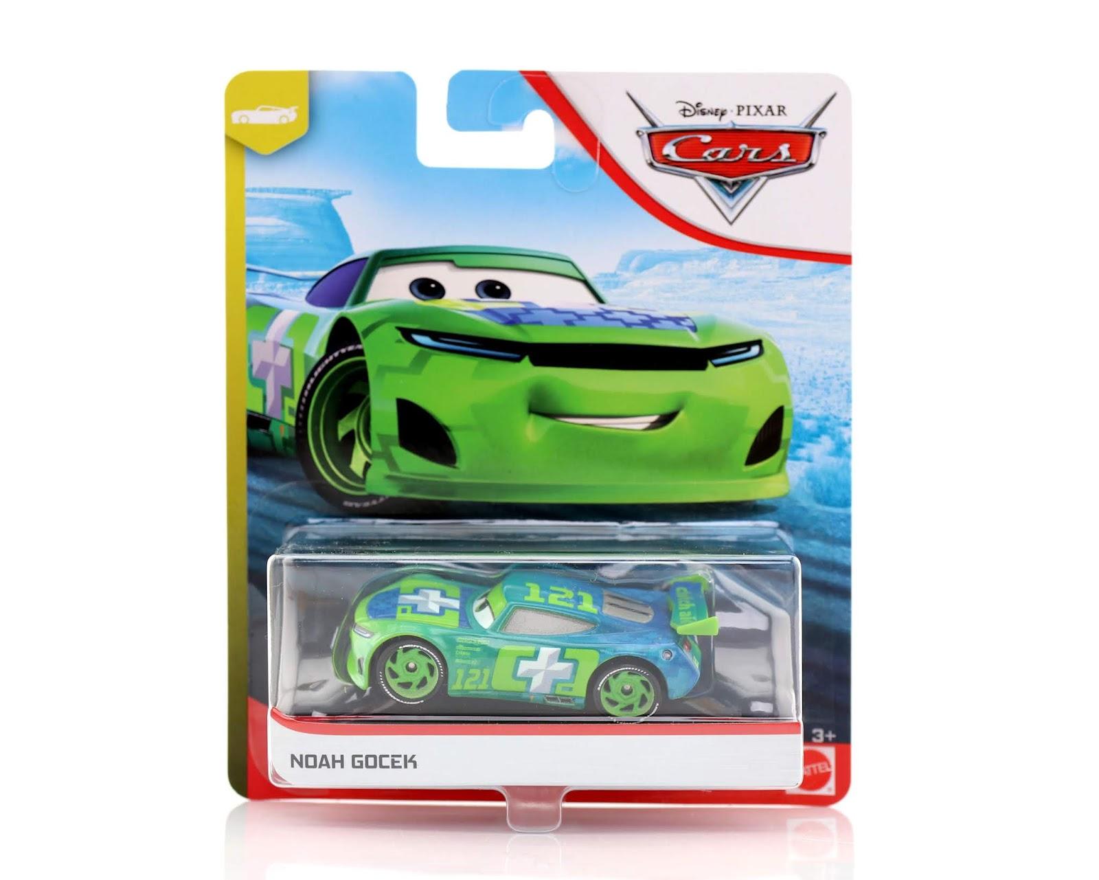 Cars 3 Noah Gocek diecast