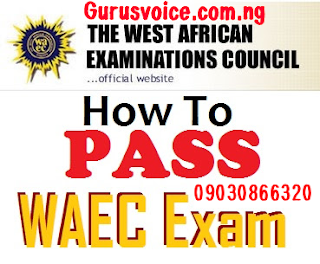 2020/21 WAEC Literature In English Syllabus