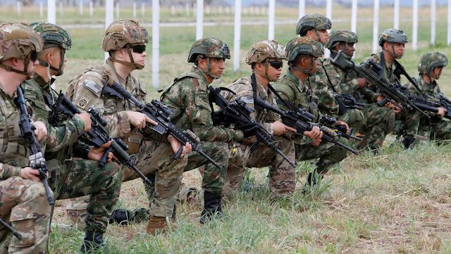 La llegada de militares estadounidenses a Colombia causa malestar y dudas sobre sus acciones