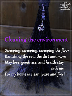Energetic Break-in - Cleaning the environment