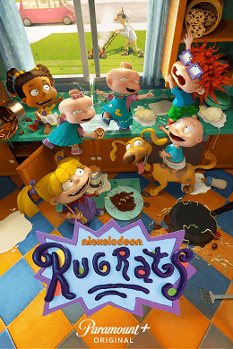 The Rugrats Are Back!