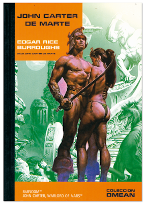 John Carter de Marte de Edgar Rice Burroughs