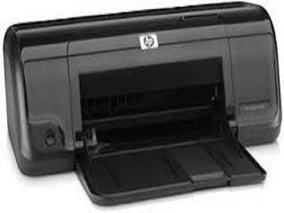 Image HP Deskjet D1663 Printer