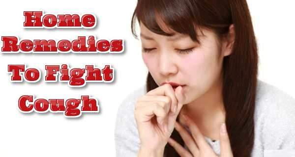 Home Remedies For Cough - Best Natural Cough Remedies