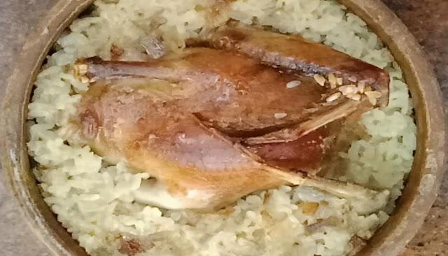 طريقة عمل طاجن الرز بالحمام والحليب طعم لا يقاوم الشيف محمد الدخميسى