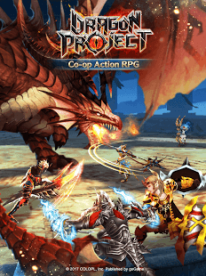 Game Dragon Project MOD APK 1.0.3 Unlimited God Mode Terbaru