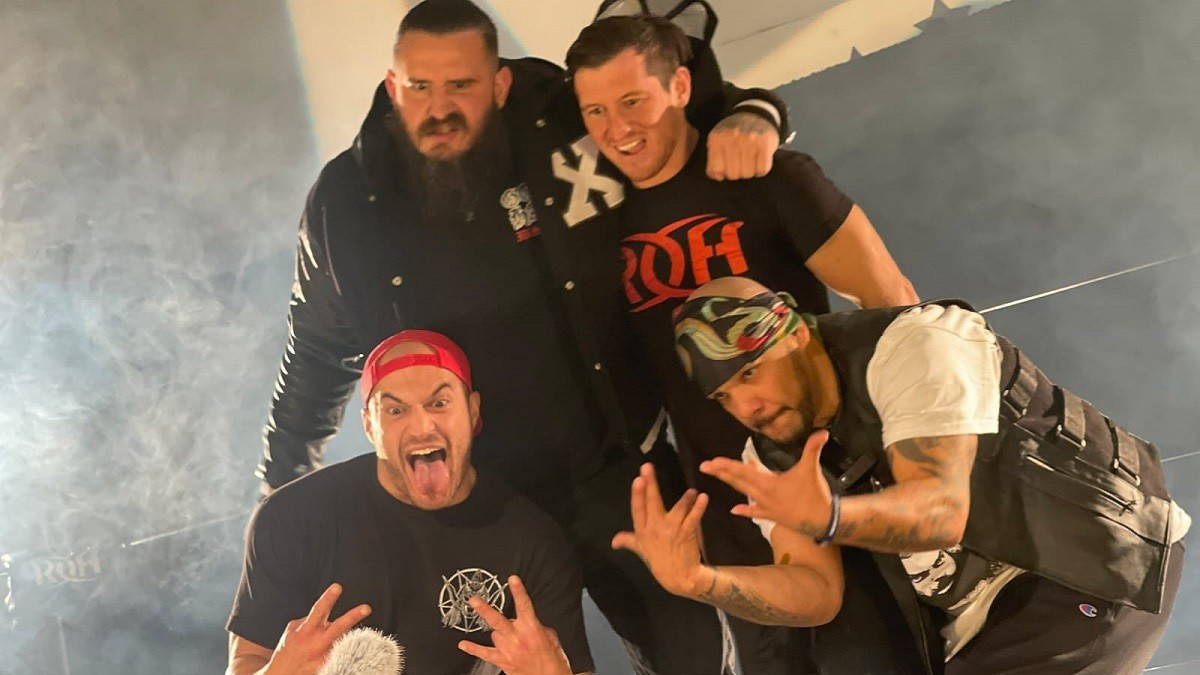 Homicide faz seu retorno no ROH 19th Anniversary