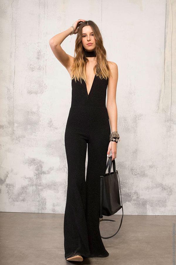 Monos verano 2017 ropa de moda mujer 47 Street. Moda 2017.