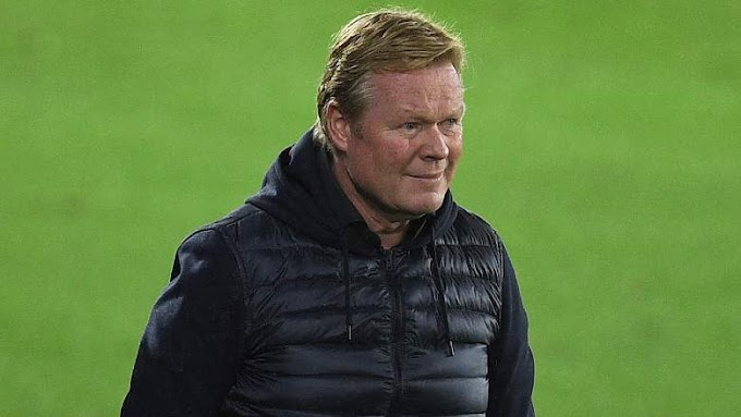 Barca boss Koeman reveals the reason why Trincao and Pedri were subbed in ahead of Dembele