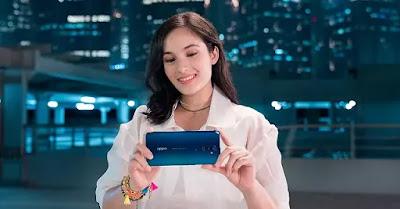 Spesifikasi Oppo A9 2020 dengan Empat Kamera Belakang