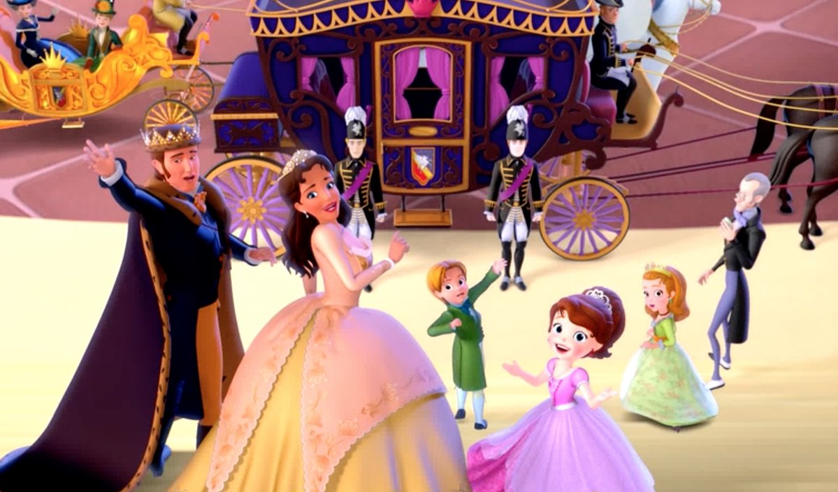 Forever Royal The Last Sofia The First