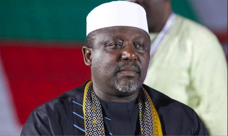 Rochas bans street trading, says seized goods will go to motherless babies, prisons