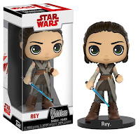 Wobblers - Star Wars: The Last Jedi -Rey