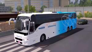Volvo 9700 Luxury 6×4 v 2.0 bus mod