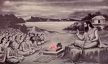 Guru Purnima Speech