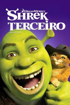 Shrek Terceiro Torrent - BluRay 1080p Dual Áudio