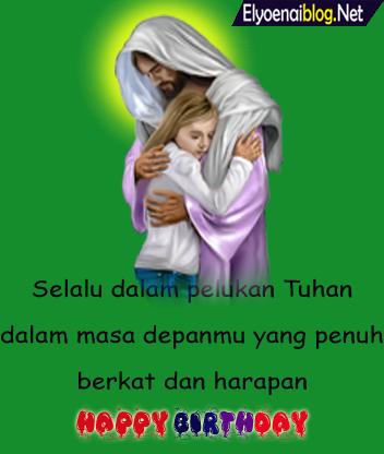 ucapan doa yesus di hari ulang tahun anak