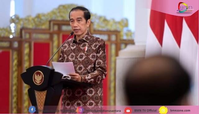 Jokowi ; Padat Karya Diperbanyak, Rakyat Butuh Pekerjaan dan Pendapatan