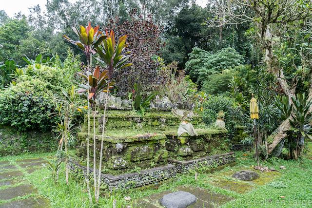 Pura Luhur Besi Kalung - Rizières de Jatiluwih - Bali