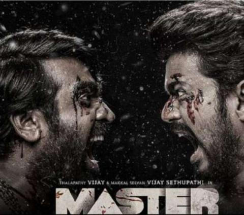 Vijay movie  master movie 2020 release