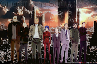 Ghost in the Shell Arise: Alternative Architecture Subtitle Indonesia