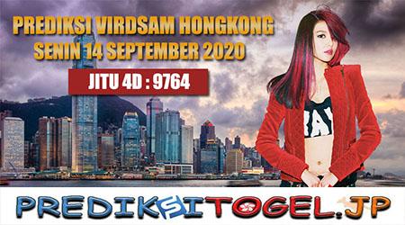 Prediksi Virdsam Togel Hongkong Senin 14 September 2020