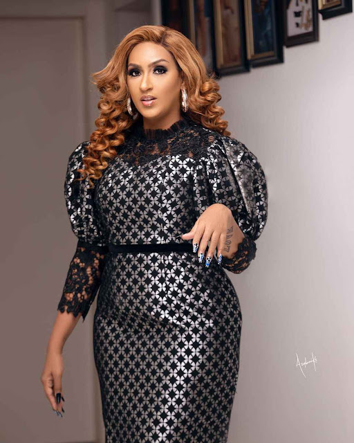 Nigerians reacts as Juilet Ibrahim Hips suddenly disappeared (Photos)