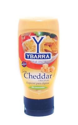 ybarra salsa cheddar