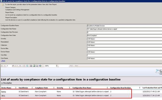 Sccm Configuration Baseline