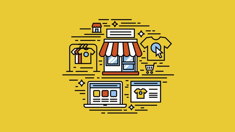 how to start an online t shirt business using shopify