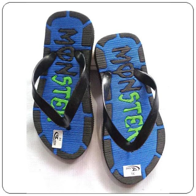 Produksi Sandal Jepit Anak TERLARIS di Jawa Barat | Sandal AB Ferzic Anak TG