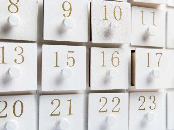 15 calendarios de adviento 2019 de belleza (y un extra para crear el tuyo)