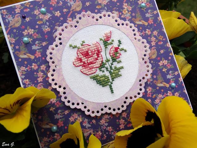 Hafty i przysłowia - kwiecień