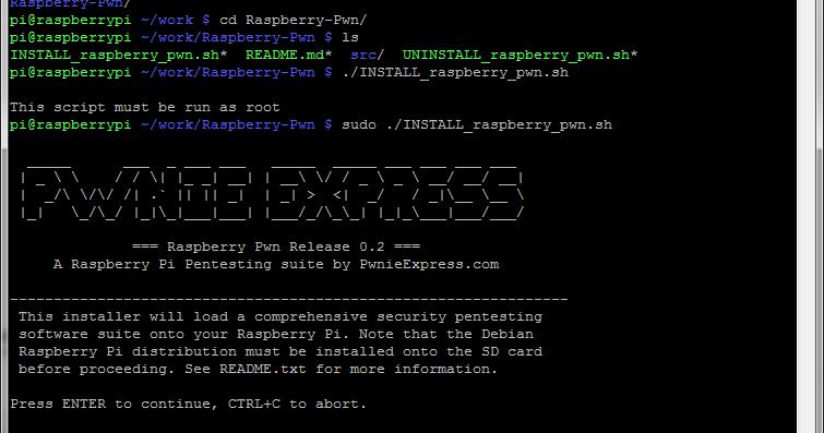 MySeq (Security Unlock): Raspberry Pwn (PenTesting with