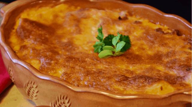 وصفة فطيرة الراعي الأمريكي / American Shepherd's Pie Recipe