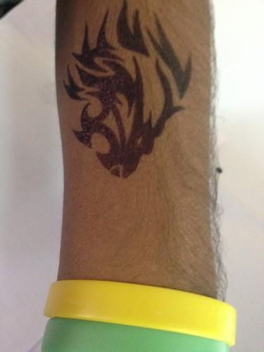 tattoo design flame