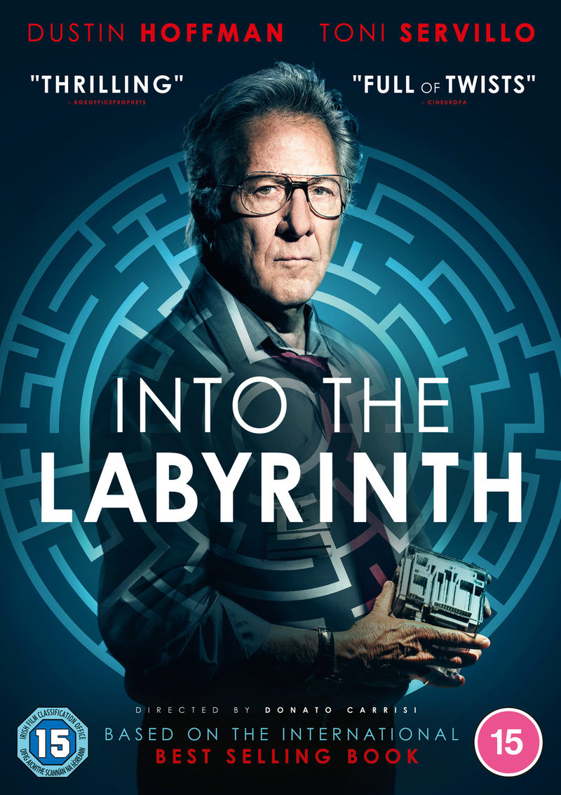 into the labyrinth dvd