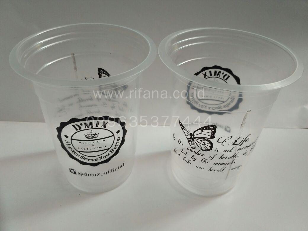 Sablon Gelas Plastik 089635377444 Kaca Brebes Blog Spesialis Cup Murah Aneka Ciamis Cetak Jasa Mar
