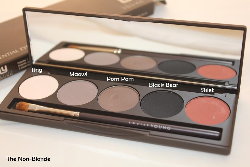 Best Matte Eye Shadow Palette   The Non-Blonde