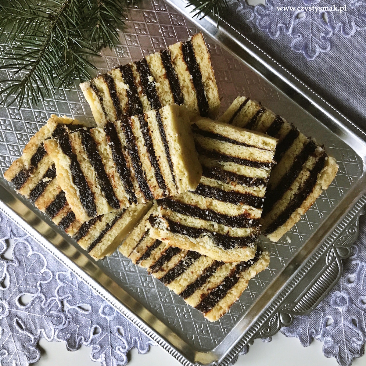 Islandzkie ciasto bożnarodzeniowe