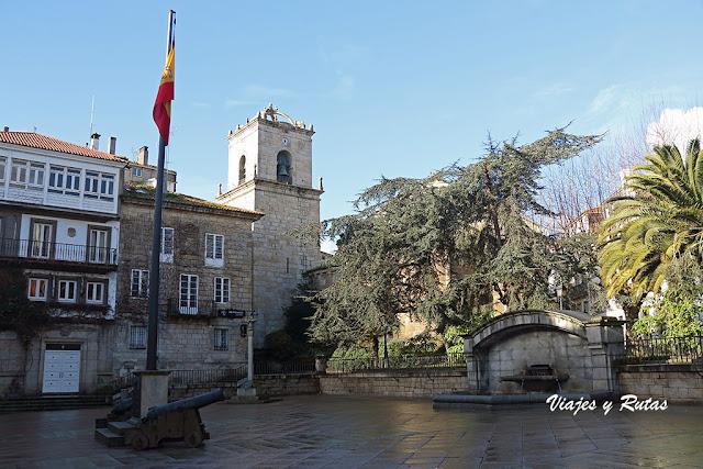 Plaza de la Constitución de A Coruña