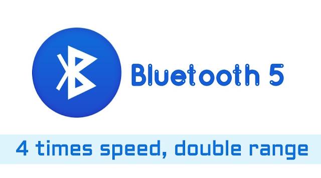 New Bluetooth Version 5