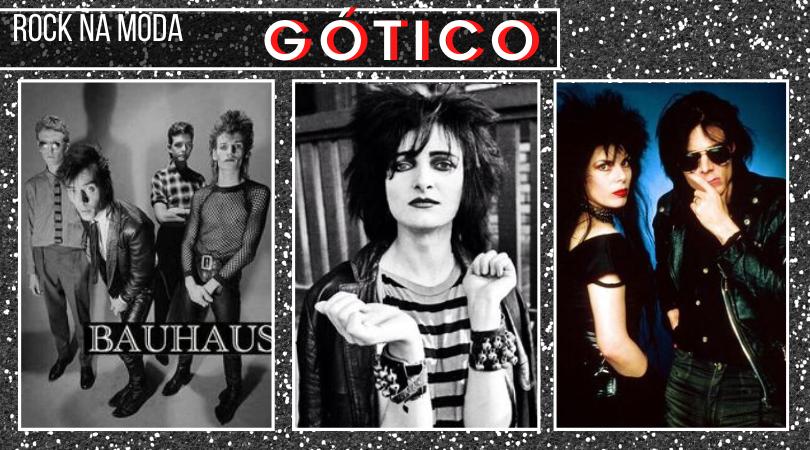 Rock na Moda: O Estilo Gótico