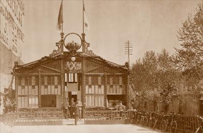 Sportmen's Club en 1904
