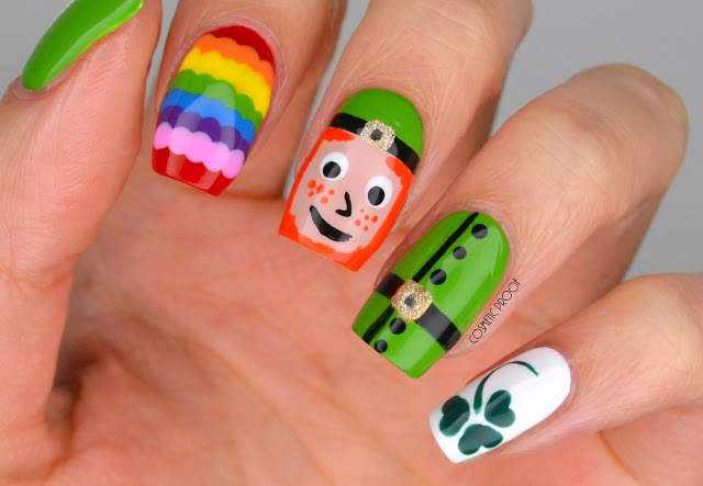 NAILS | Happy St. Patrick's Day with Some Luck From the Irish!