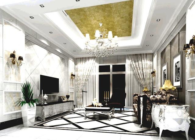 living room ceiling design ideas