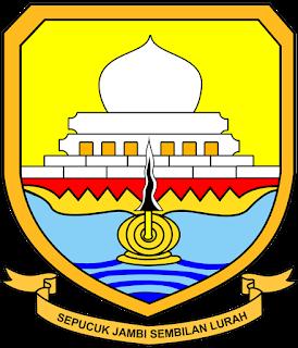 Logo/ Lambang Provinsi Jambi