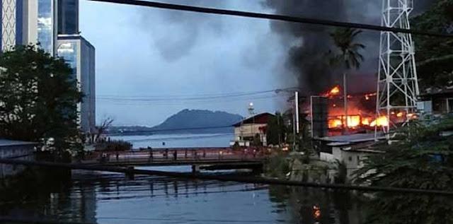 Massa Sempat Kuasai Pelabuhan Laut Jayapura