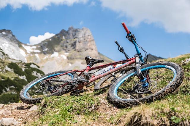 Krahnsattel mit dem Mountainbike bbs