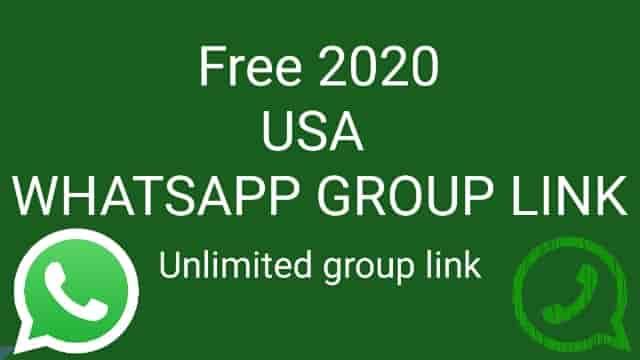 USA & UK WhatsApp GroupLinks
